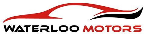 motors logo waterloo motors
