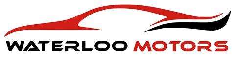 motors logo waterloo motors