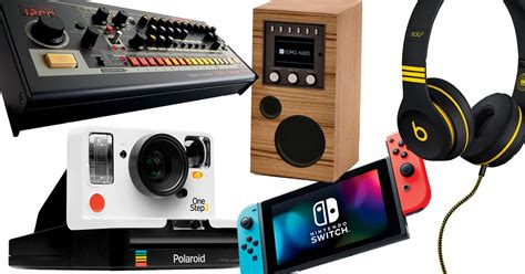 tech gadget gifts holiday gift guide 2017 tech gadgets for music fans