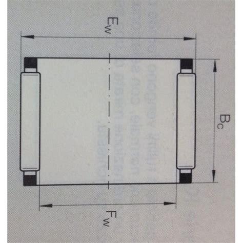 gabbie a rullini gabbia a rullini k 10x16x12 cuscinetti