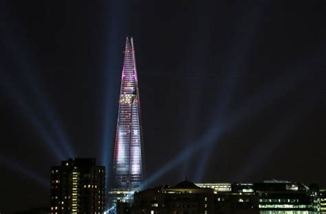 the shard at night 16 incredible the shard pictures at night