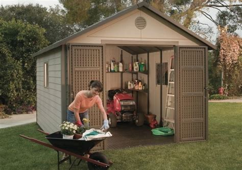 top   outdoor storage shed  consumer review guide