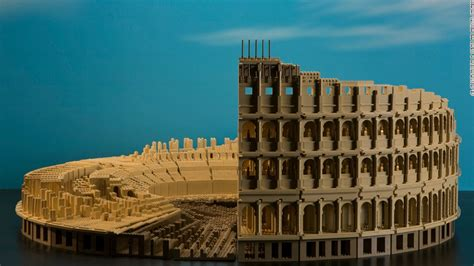 7 Architectural Wonders Of 2010 by Architectural Wonders Of The World In Lego Form Cnn