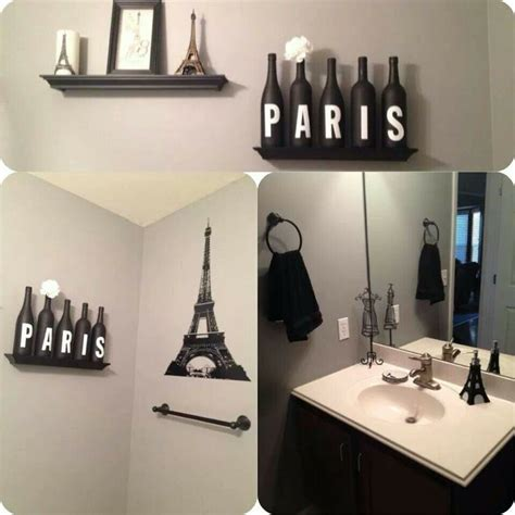 home decor paris theme beautiful paris themed bathroom decor office and bedroom