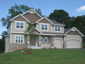 exterior image new home construction in plymouth minnesota by nih homes nih