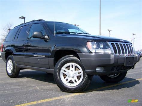 2003 brilliant black jeep grand laredo 4x4 26831988 gtcarlot car color galleries