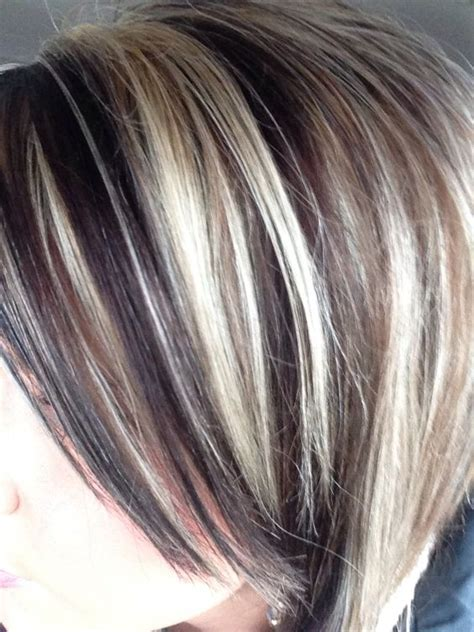 dramatic highlights and lowlights pictures gray and highlights on pinterest