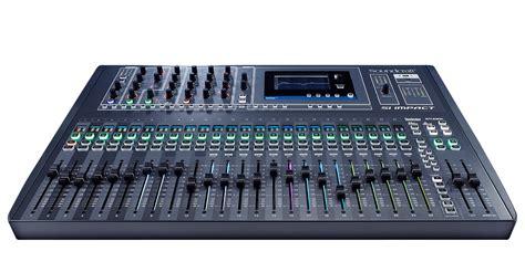 Si Impact   Soundcraft   Professional Audio Mixers