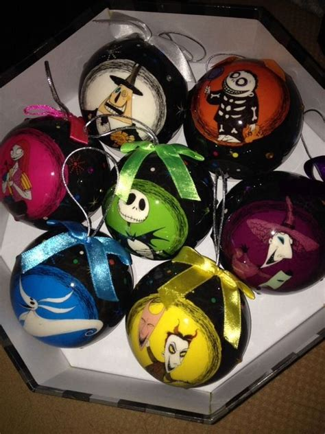 the nightmare before ornaments nightmare before ornaments ornament