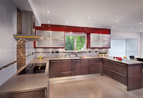 Shaker Cabinet Hardware Kitchen Contemporary With Brown
