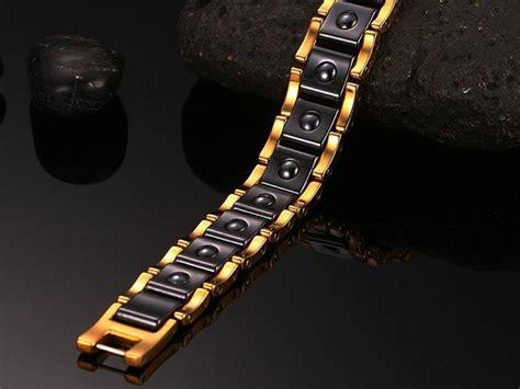 Gelang Kulit Kombinasi Emas gelang kesehatan serta manfaatnya untuk tubuh