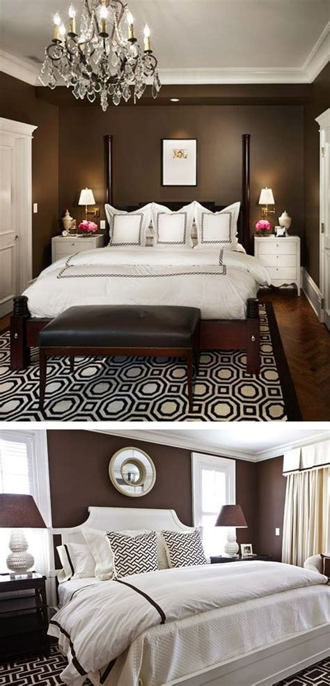 brown and white bedroom ideas 25 best brown bedrooms ideas on pinterest