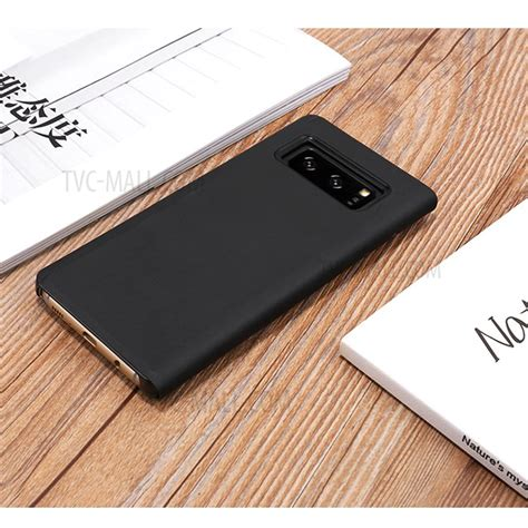 black mirror xfinity for samsung galaxy note 8 n950 plated mirror surface