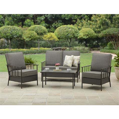 Walmart Patio Furniture Sets Clearance Patio Furniture Walmart Dining Table Set For 4 Patio Furniture Clearance Sets