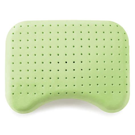 Biosense Shoulder Pillow by Biosense 174 2 In 1 Shoulder Pillow At Brookstone Buy Now