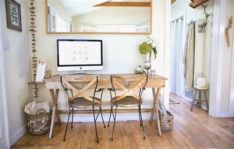 Small Home Office Square Footage Cococozy Small Living A Genius 350 Square Foot