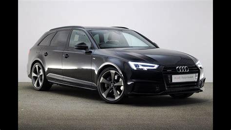 Audi A4 Avant Schwarz by Rv67olu Audi A4 Avant Tfsi Quattro S Line Black Edition