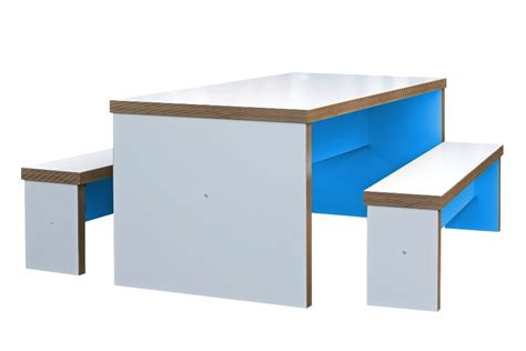 breakout bench block breakout table
