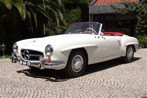 mercedes timeline mercedes sl guide history and timeline from
