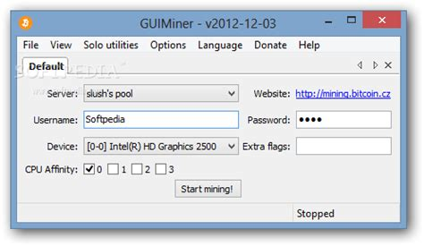 bitcoin guiminer tutorial bitcoin mining with guiminer tutorial easy
