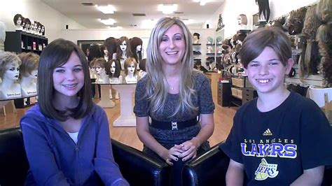 children s wigs dallas texas youtube wigs for kids who need them godiva s secret wigs youtube