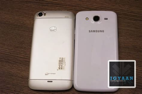Micromax Canvas Doodle 2 A240 Vs Samsung Galaxy Mega 5 8