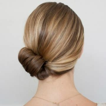 shinion hair four steps to a perfect chignon stylecaster
