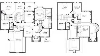 5 Bedroom Floor Plans 2 Story by Single Storey House Design 2 Bed Room House Double Story