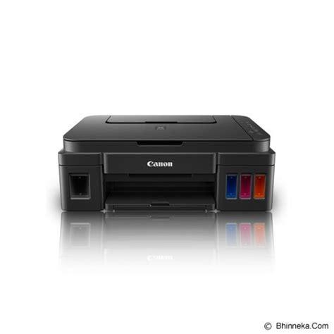Printer Canon Seri G jual canon pixma g3000 printer bisnis multifunction inkjet murah untuk rumah kantor