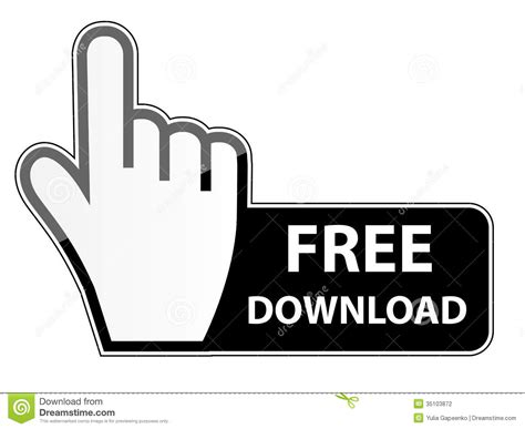 eps format free download mouse hand cursor on free download button vector stock