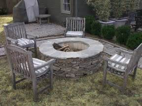outdoor wood pit outdoor pit kits and pit inserts