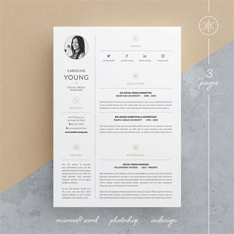 Cover Letter Template Photoshop Best 20 Free Cover Letter Templates Ideas On