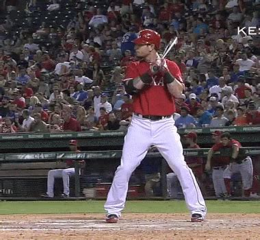 josh hamilton swing prince fielder gif find share on giphy