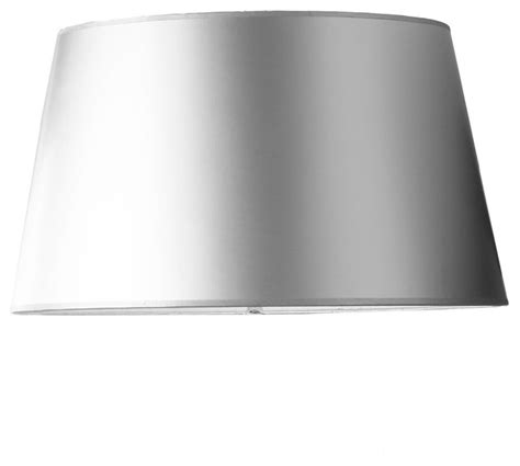 Shade Of Light by 19 Inch Silver Metallic Paper Shade L Shades By