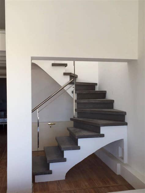 Escalier En Beton by Fabrication Et Pose D Escalier En B 233 Ton Teint 233 224