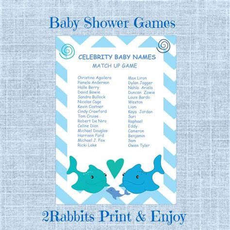 theme names for baby shower 17 best images about baby shower printable games on