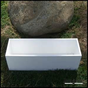 pvc planter box liners window box liners plastic planter