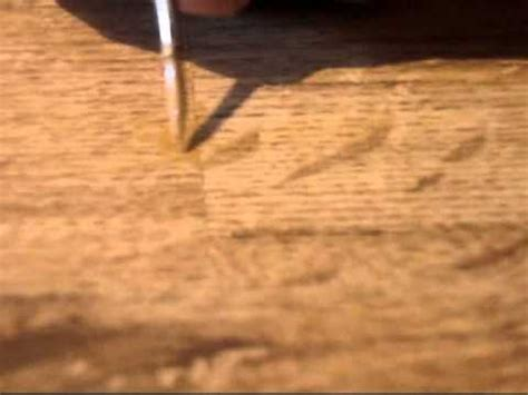 how to cut laminate flooring without chipping chip in laminate floor how to repair damage by repall