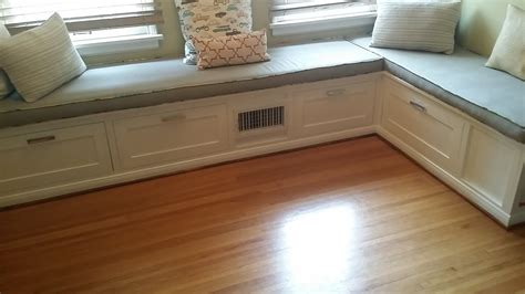 built  dining room banquette youtube