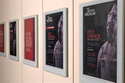 gallery display case werks museum display cases exhibit fixtures