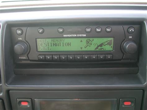 land rover discovery 2 radio www discovery2 co uk nav install