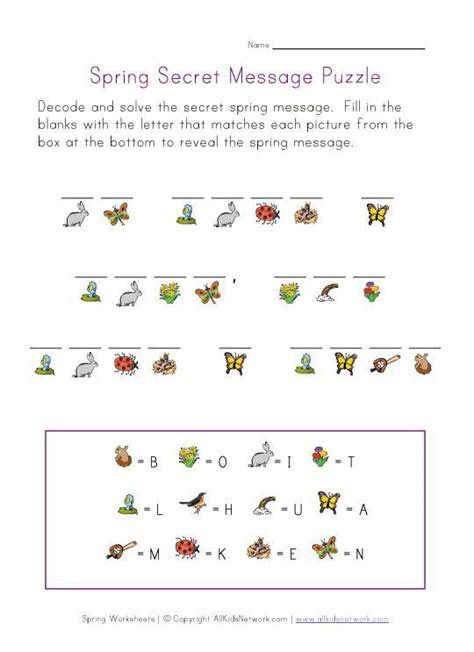 Decoding Words Worksheets by D 233 Coder Message Secret Maternelle Search Pr 233 Requis Therapy Search And