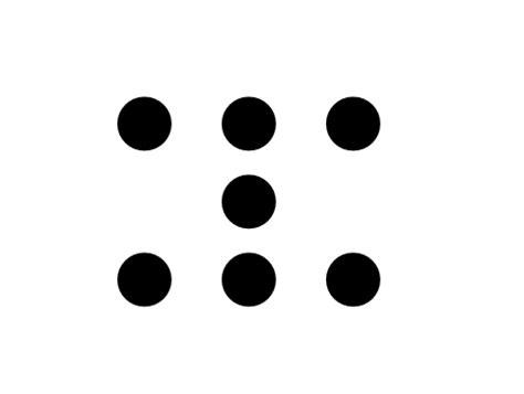 dot pattern math math talk the reflective educator