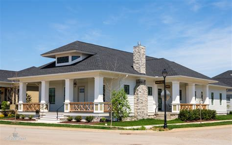Peppermint Cottage by Artisan Signature Homes Custom Home Builder Louisville