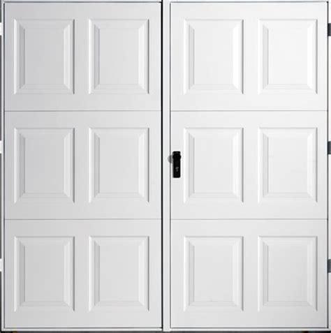 side hinged garage doors prices timber upvc steel side hinged garage doors prices