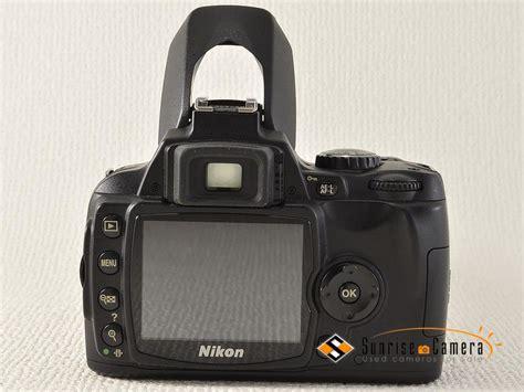 Kamera Nikon D40 Kit nikon d40 18 55mm vr kit