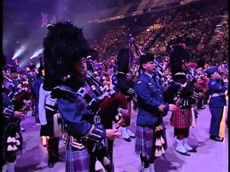 military tattoo quebec city powerful finale military tattoo qu 233 bec city 2007 youtube