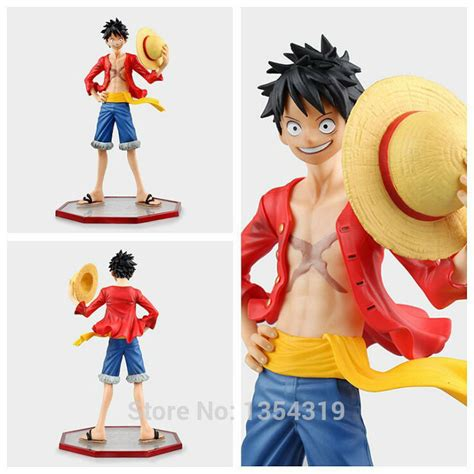 One Figure Luffy Pop Msib figure one luffy series vinyl pop2 0 onepiece straw hat pvc 24cm monkey d luffy