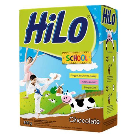 Hilo Rendah Lemak products info peninggi badan tumbuh kembang anak