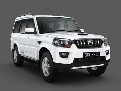 price of scorpio mahindra mahindra scorpio for sale price list in india october